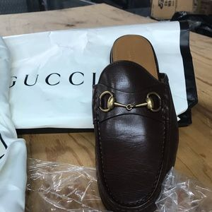 Gucci shoes Brand New! Size 10. Brown.
